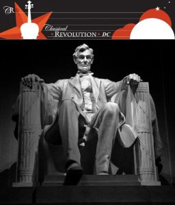 Classical Revolution DC Logo